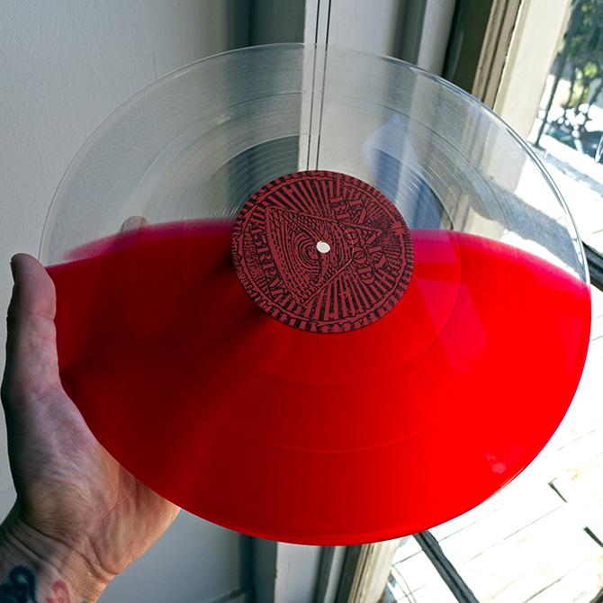 Last Hurrah Records Vinyl Records